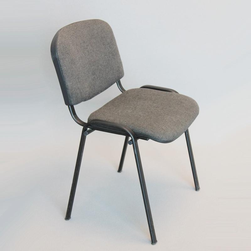 stuhl gepolstert anthrazit walcher messebau. Black Bedroom Furniture Sets. Home Design Ideas